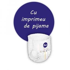 Scutece Chilotel Sleepy Natural Pants Ultra Sensitive Night Marime 4 Maxi , 7-14kg, 30 bucati3