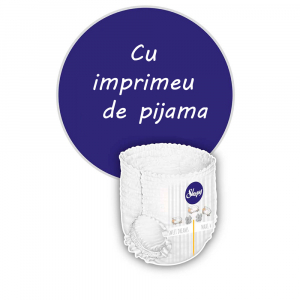 Scutece Chilotel Sleepy Natural Pants Ultra Sensitive Night Marime 5 Junior , 11-18kg, 24 bucati3