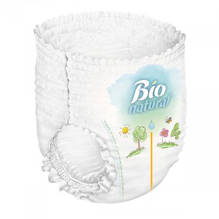 Scutece Chilotel Sleepy Bio Natural Marime 4 Maxi , 7-16kg, 24 bucati2