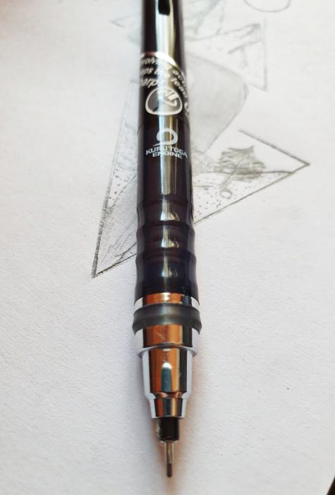 Creion Mecanic Uni KURU TOGA 0.7 [1]