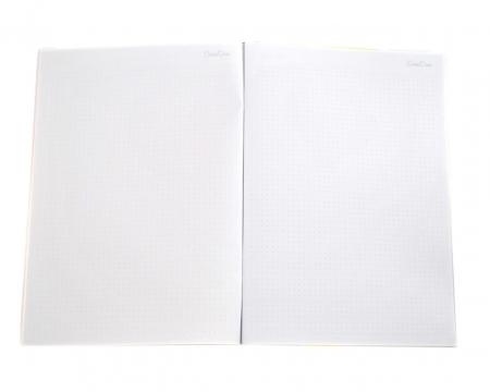 Caiet B5 liniatura punctata tip Bullet Journal, 50 de file4