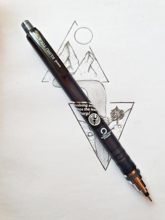 Creion Mecanic Uni KURU TOGA 0.7 [2]