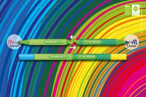 Set carioci Schneider Link-It 1.0 mm 16 culori5