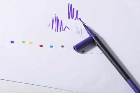 Set Pensuliner Daco 12 culori 2 capete - Stoc epuizat! [4]
