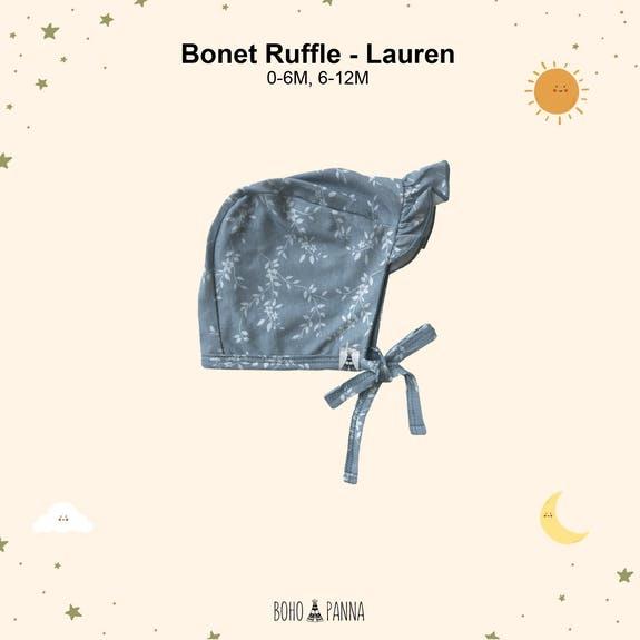 BONET RUFFLE LAUREN [1]