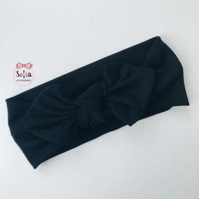 Bamboo Black Bow [0]