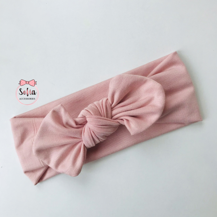 Bamboo Pink Bow [0]
