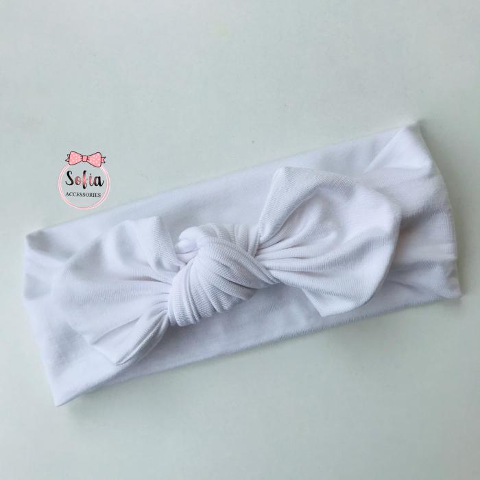 Bamboo White Bow [0]