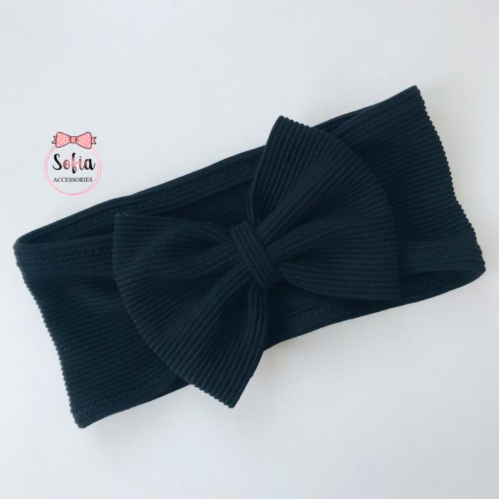 Luna Black Bow [0]