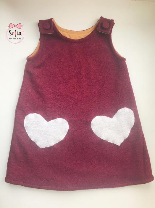 Luna Wool Dress [0]