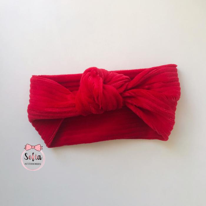 Taisia Red Bow [0]