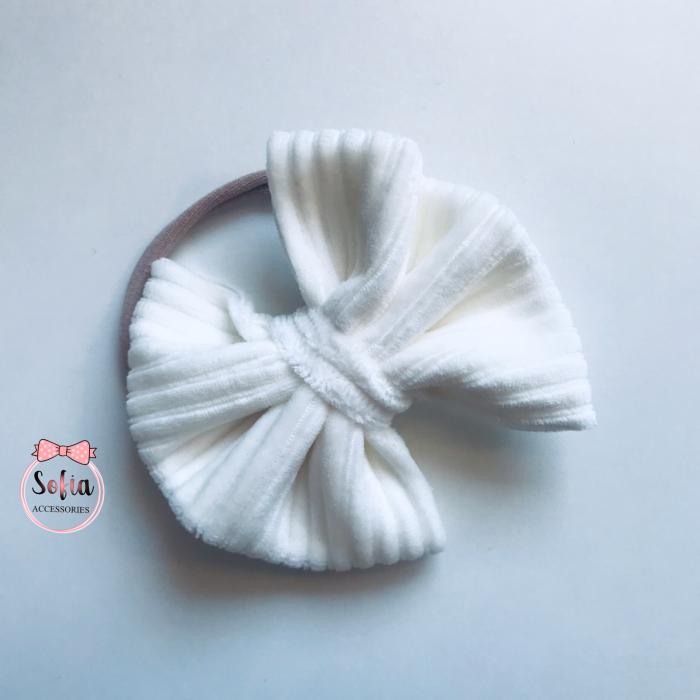 Karo White Bow - PROMO [0]