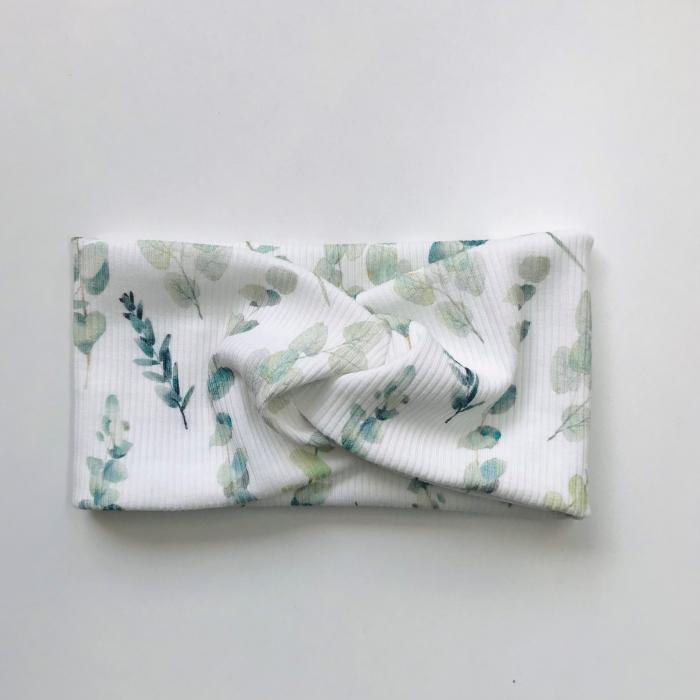 Lily Eucalyptus Bow [0]