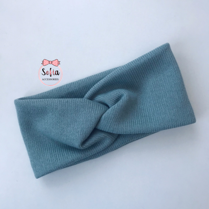Baby Blue Bow [0]