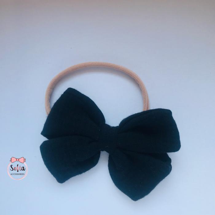 Lina Black Bow [0]