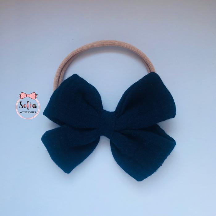 Lina Bleumarin Bow [0]