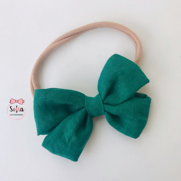Lina Green Bow - In premium [0]
