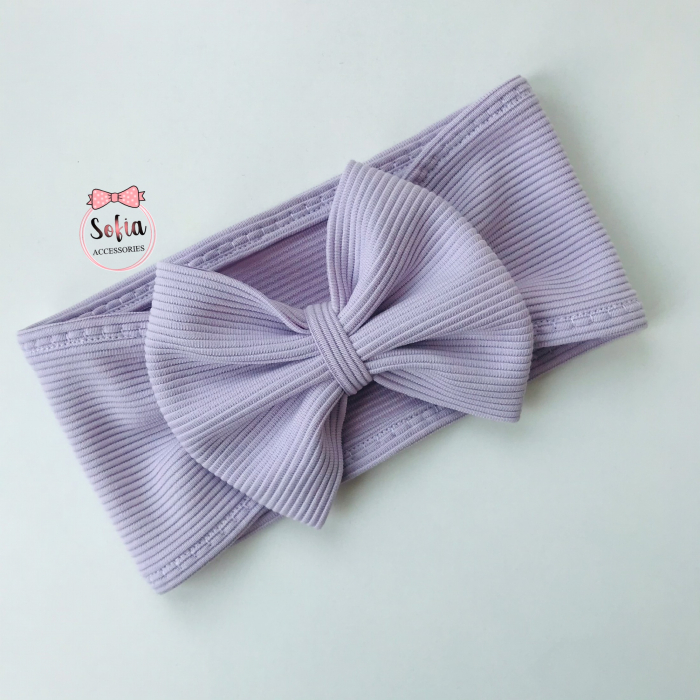Luna Lilac Bow [0]