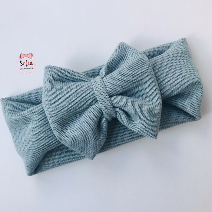 Baby Blue Bow 2 [0]