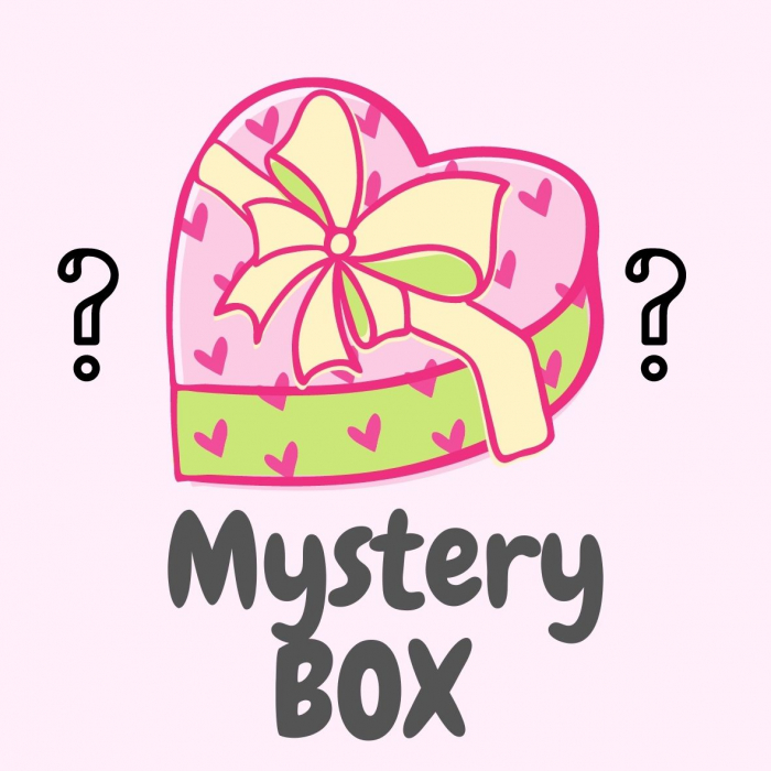 Mystery Box 2 Bows [0]
