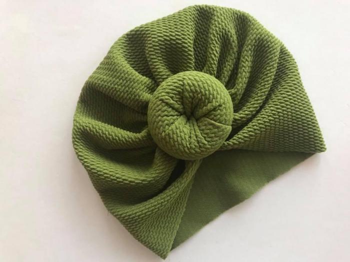 Turban round knot [0]