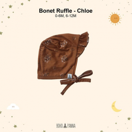 BONET RUFFLE CHLOE [0]