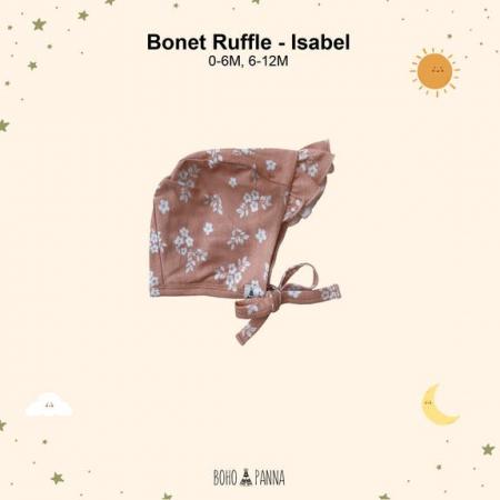 BONET RUFFLE ISABEL [0]