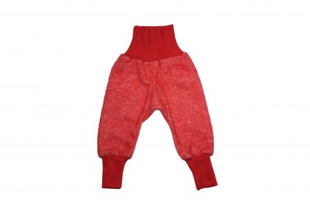 Pantaloni Flece Rosii [1]