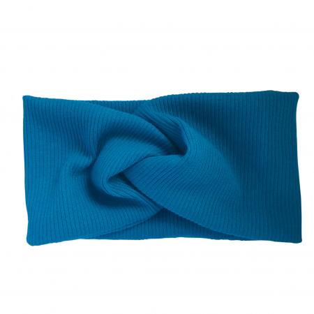 Lily Petrol Blue Bow [0]