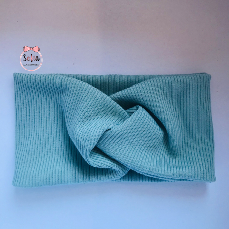 Lily Sea Green Bow [1]