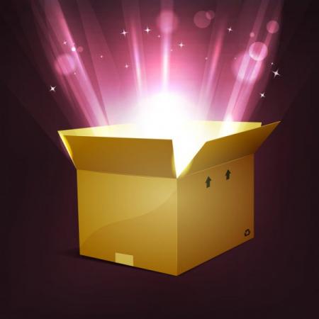 Mystery Box 5 Bows [0]