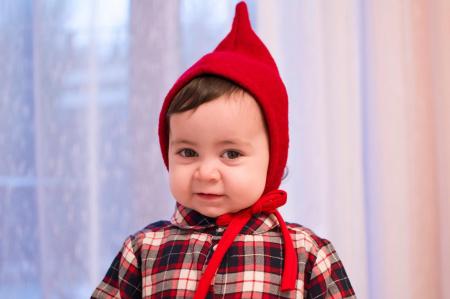 Pixie Wool Hat [2]