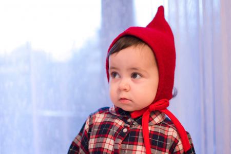 Pixie Wool Hat [3]