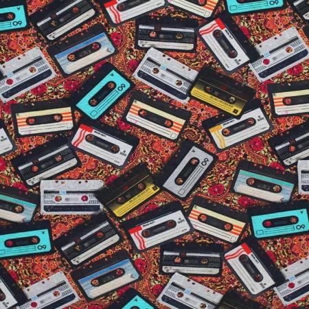 Summer Cassettes Retro [1]