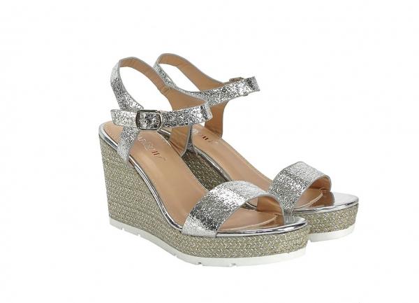 Sandale argintii Fiona 1