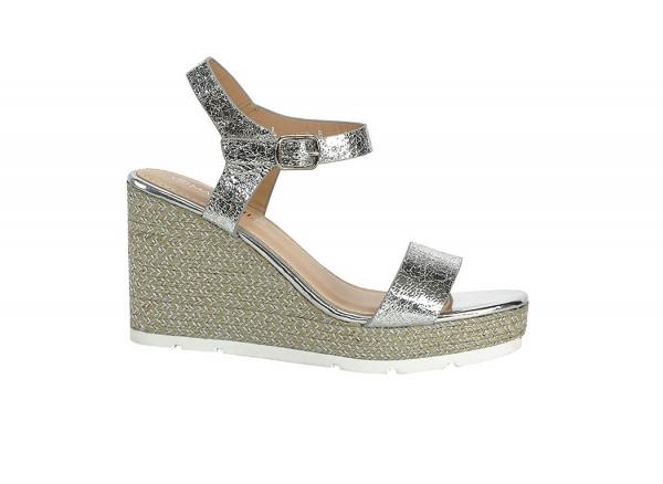 Sandale argintii Fiona 0