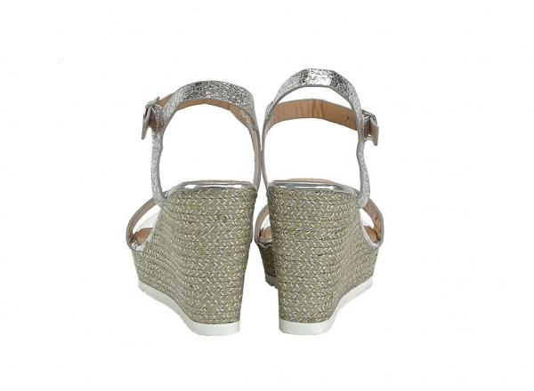 Sandale argintii Fiona 2