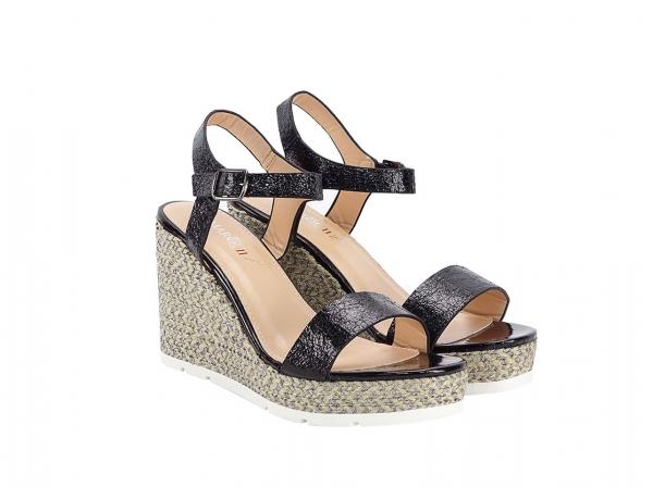 Sandale negre Fiona 1