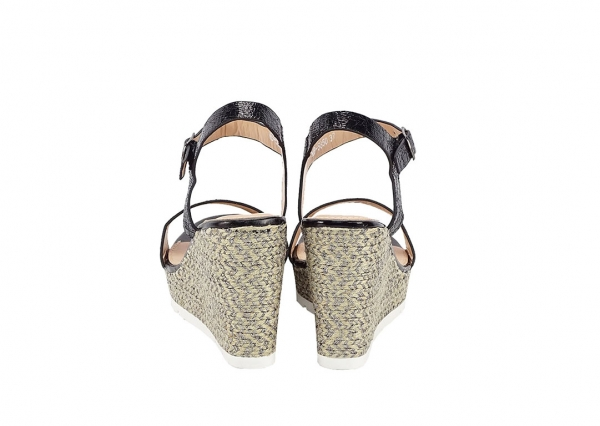 Sandale negre Fiona 2