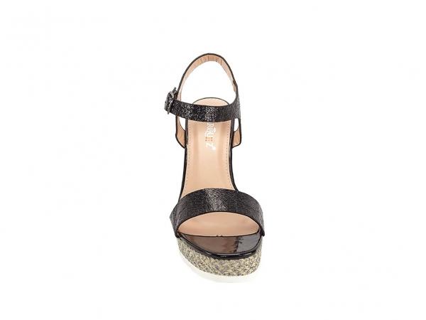 Sandale negre Fiona 3