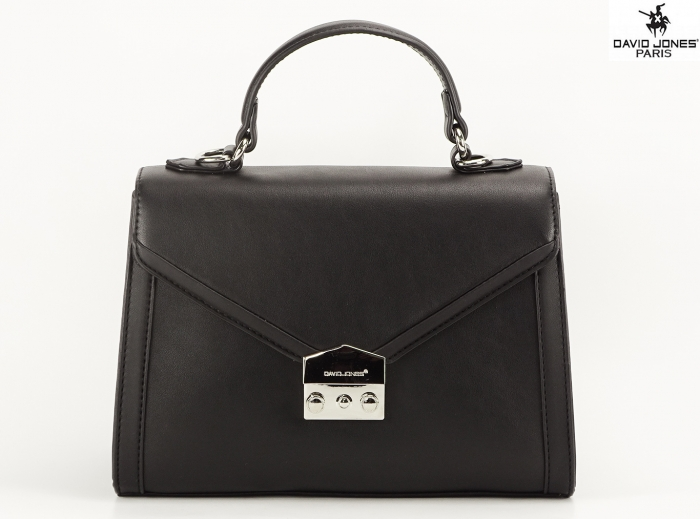 Geanta neagra de talie mica office/casual Pretty 0