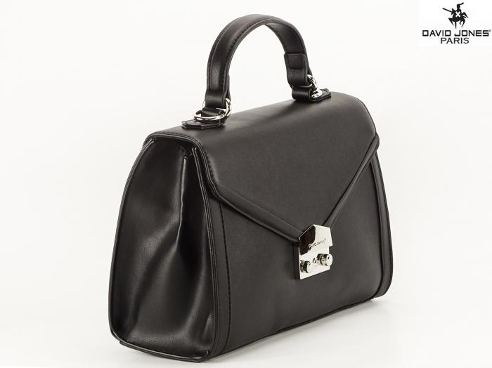 Geanta neagra de talie mica office/casual Pretty 1