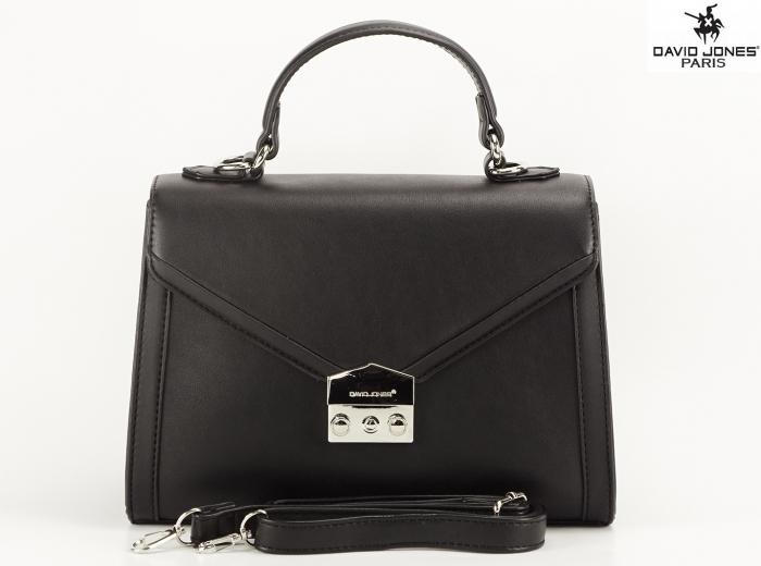 Geanta neagra de talie mica office/casual Pretty 5