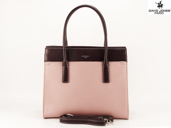 Geanta dama roz office/casual Bertha 6