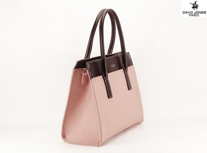 Geanta dama roz office/casual Bertha 1