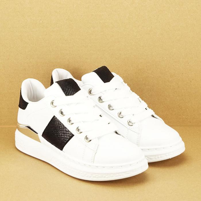 Sneakers albi Nadia [2]