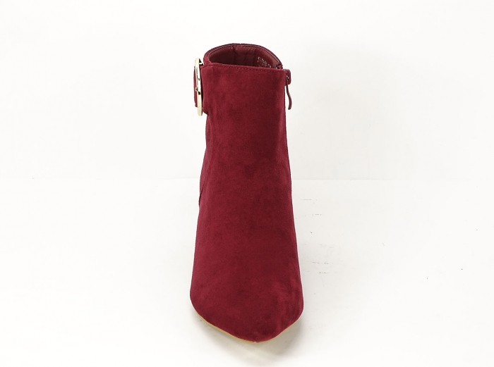 BOTINE BORDO CU TOC MIC JENNIFER 4