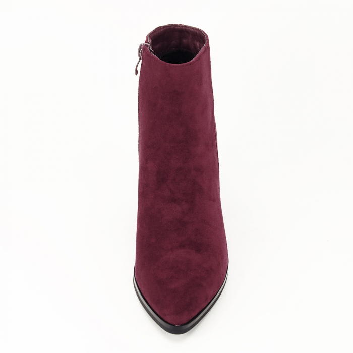 Botine bordo casual/office Vicky 2