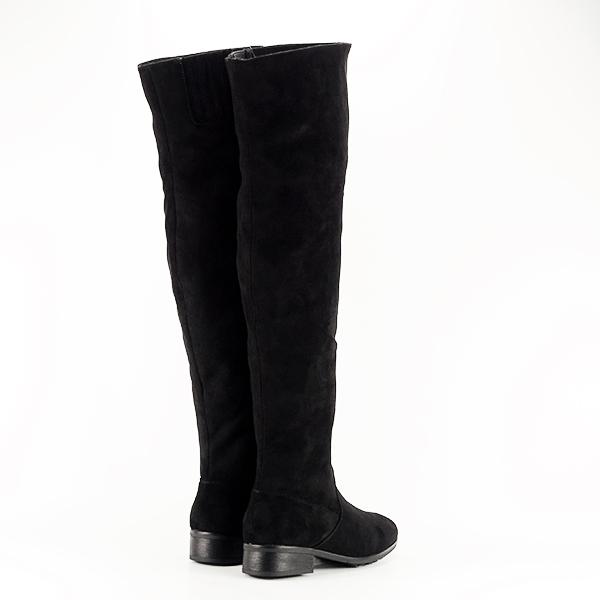 Cizme lungi negre Ramona 5