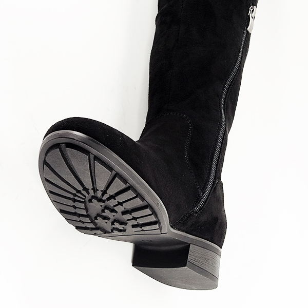Cizme lungi negre Ramona 8